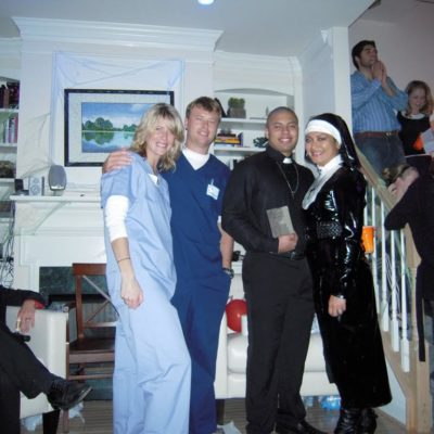 H1N1 + Octomom = One Great Halloween Party