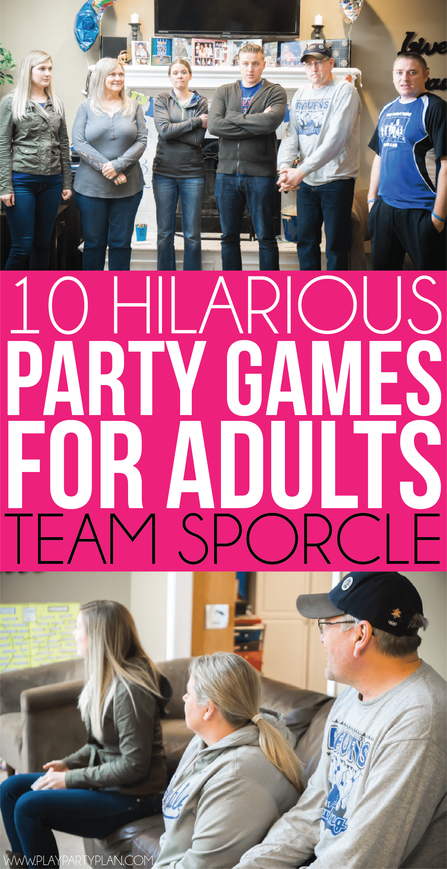 10 Hilarious Party Games for Adults that You've Probably ...