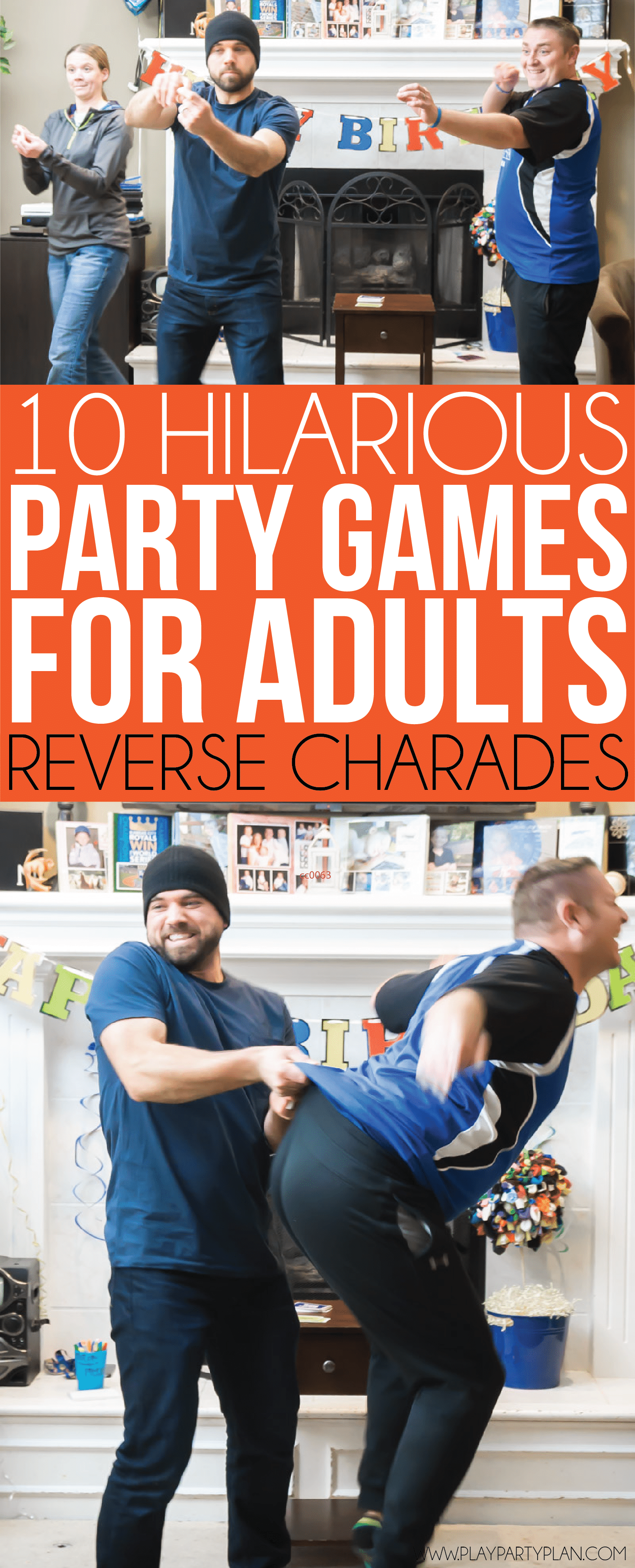 10 Hilarious Party Games for Adults that You've Probably