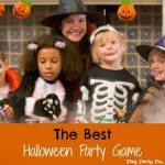 The Best Halloween Party Game