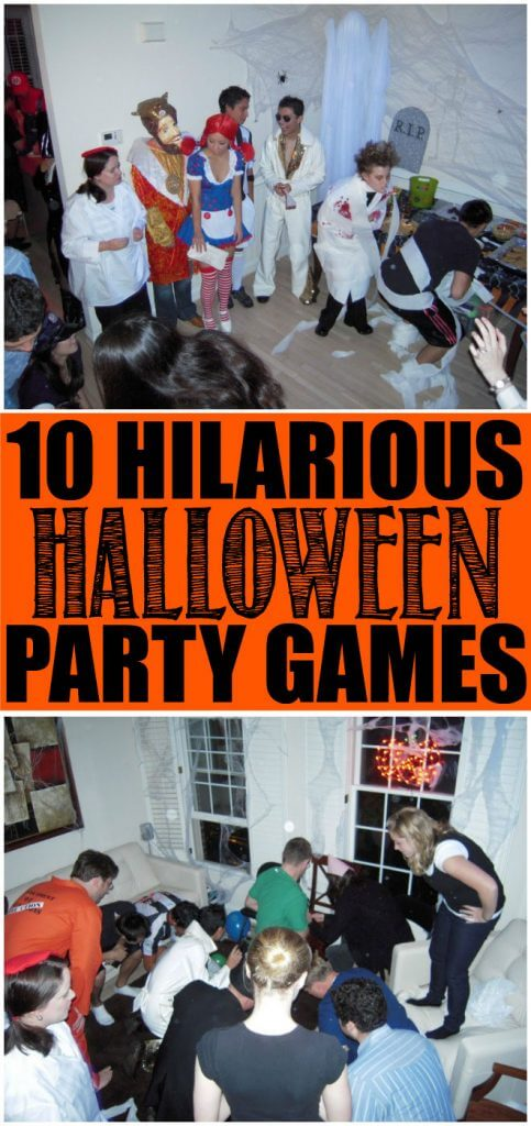 10 halloween party games for kids play party plan for How to have a great halloween party