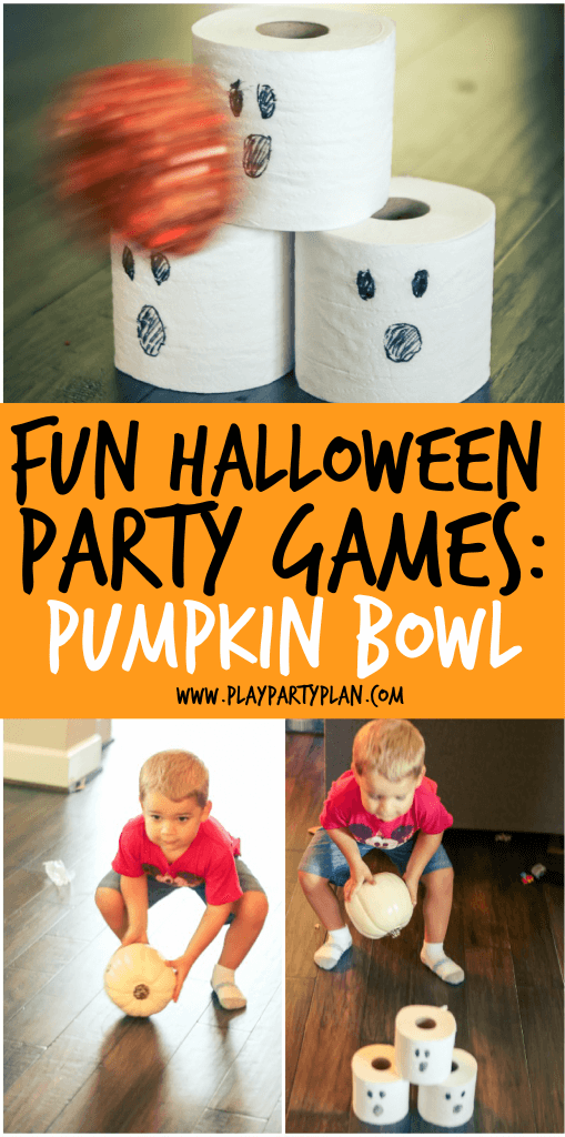 Fun Halloween Party Game Ideas
