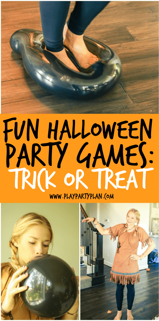 10 Fun Halloween Games