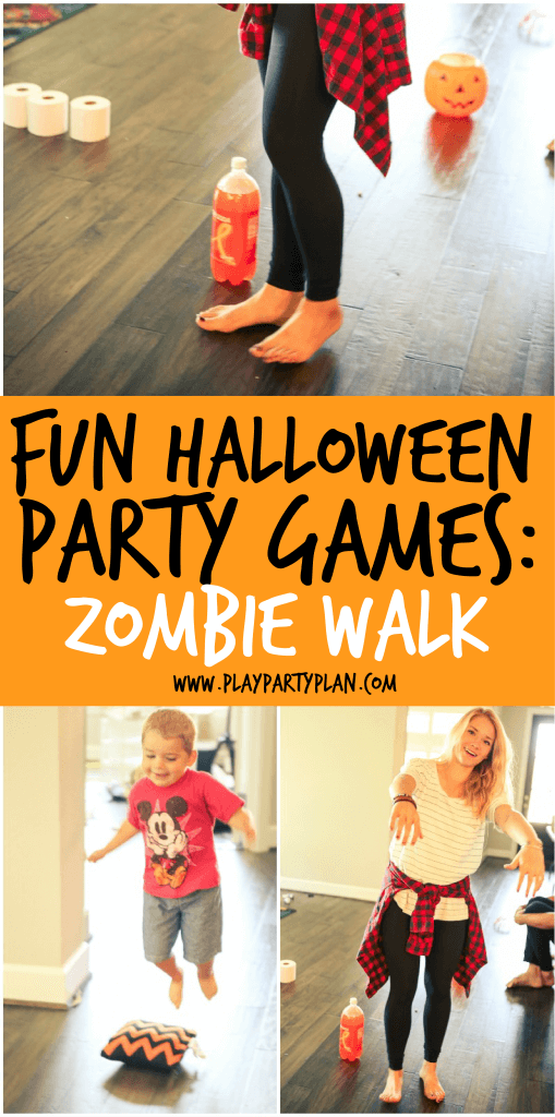 10 Halloween Party Games For Kids - Play Party Plan