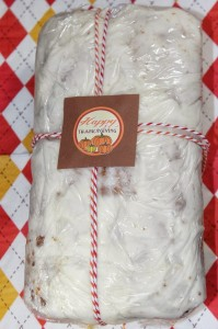 Stuffed Turkey Peek-A-Boo Cake from playpartyplan.com #poundcake #Thanksgiving #baking