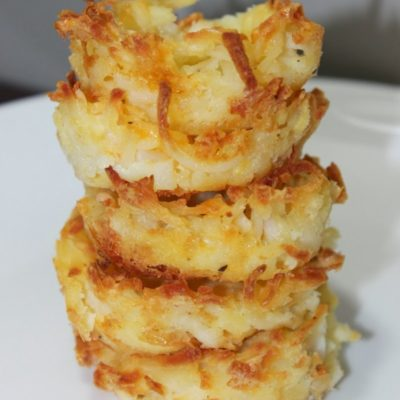 Simple Hash Brown Cups Recipe