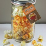 Thanksgiving Popcorn Jars and A Blog Hop
