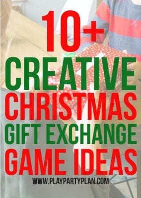 10 Fun and Unique Gift Exchange Games