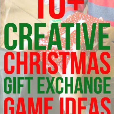 12 Creative Gift Exchange Games for All Ages