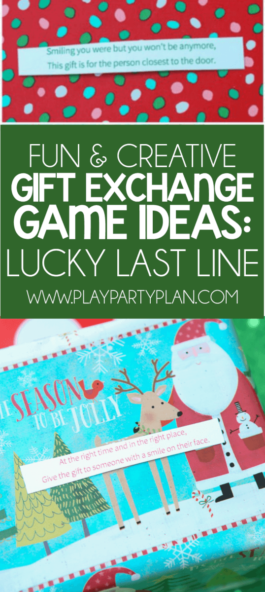 These gift exchange ideas are the most unique and creative gift exchange games out there. Perfect for adults, for kids, for teens, and even for large groups celebrating Christmas or any winter holiday together. Doesn't matter if you're spending $10, $20, or $25 on gifts, these games are so much better than doing the same old White Elephant or dirty santa exchange again. I can't wait to print out the free printable cards to try out the dice game for Xmas with my family this year!