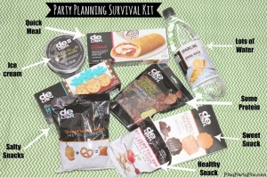 Party Planning Survival Kit