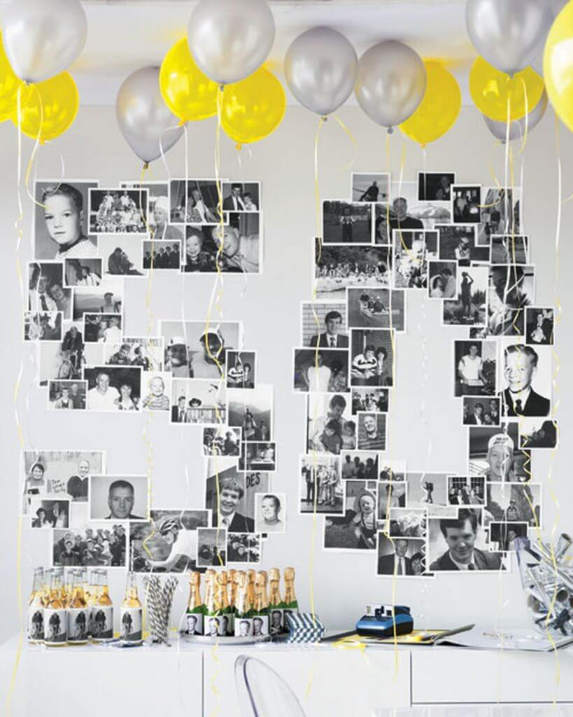 Ridiculously easy 50th birthday party ideas that don 39 t for 50 birthday party decoration ideas