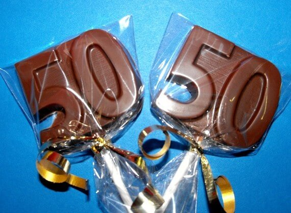 50th Birthday Party Ideas Gift