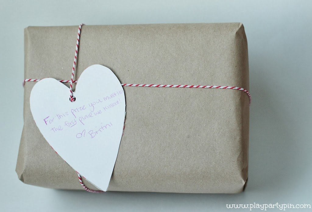 Valentineu0027s Day Gift Tag