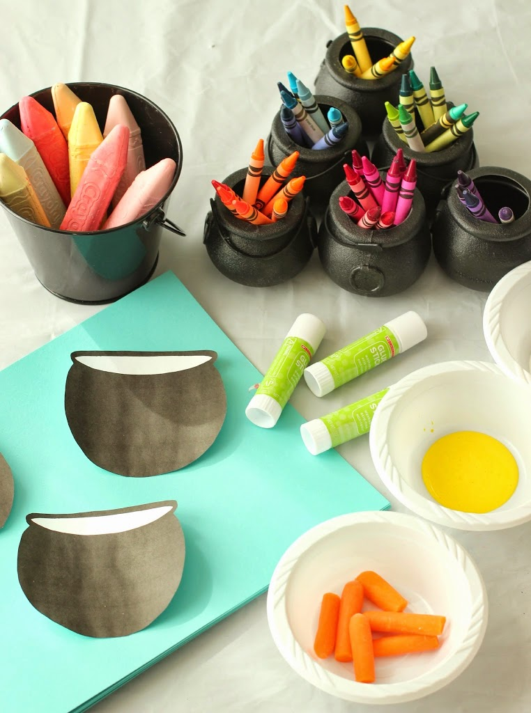 Quick and easy St. Patrick's Day Craft for Kids #ColorfulCreations #shop #crafts #kids #StPatricksDay