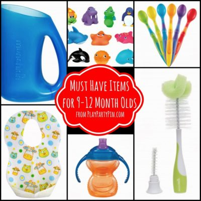 Must Have Items for 10-Month-Olds and Baby Update