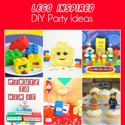 Lego Games and Party Ideas
