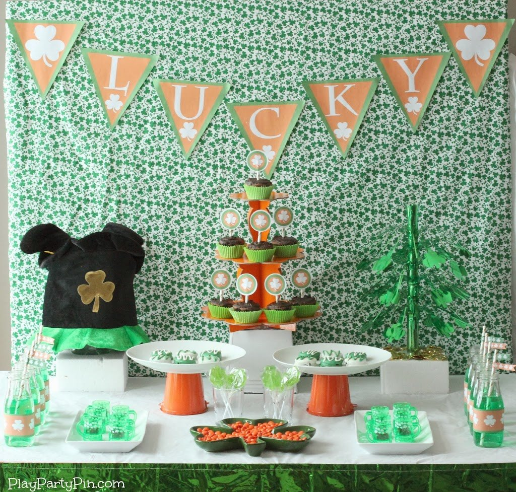 St Patrick's Day Party Games and Ideas from Play. Party. Pin