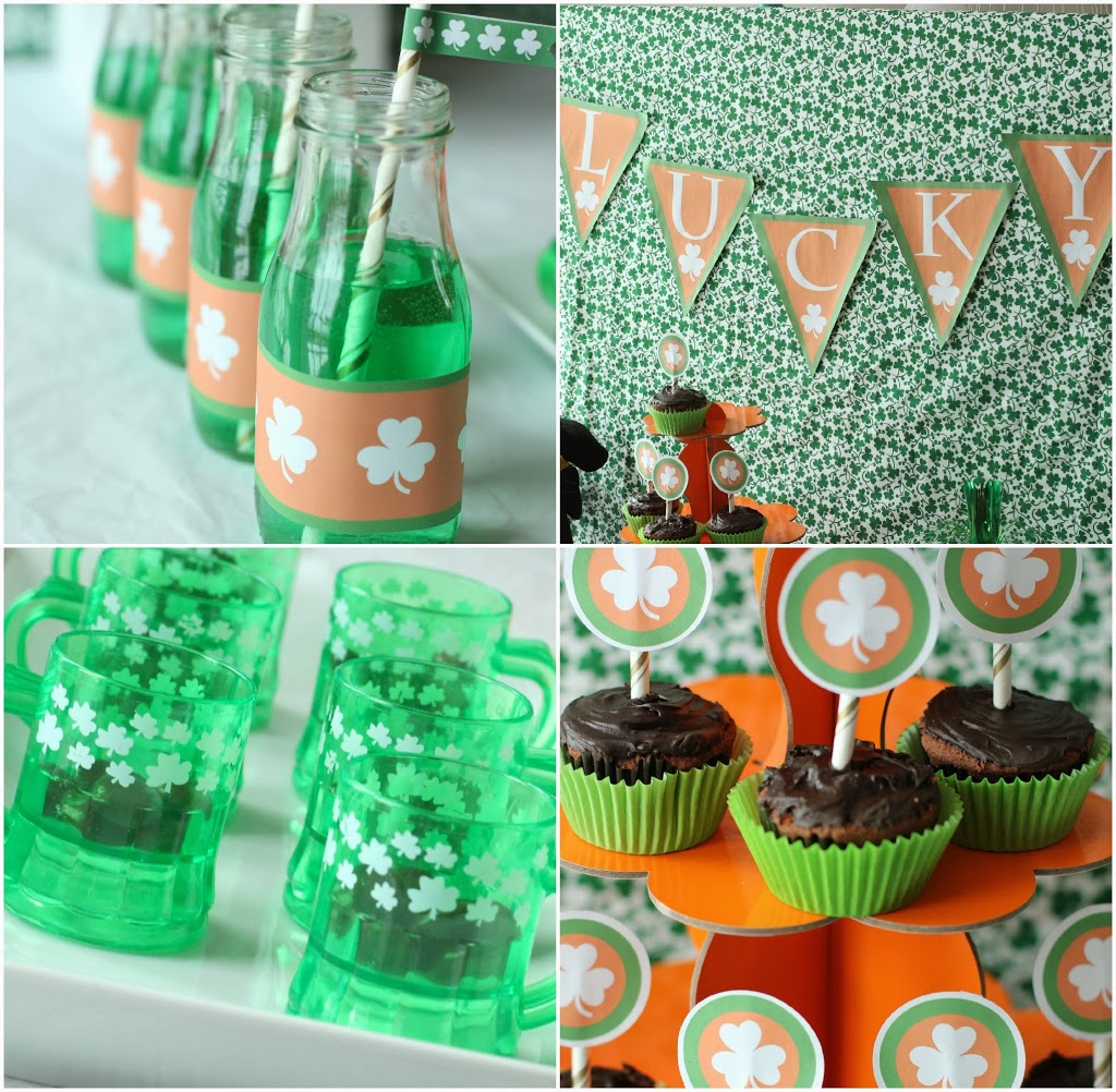 Free St. Patrick's Day printables from playpartyplan.com #freeprintables #StPatricksDay