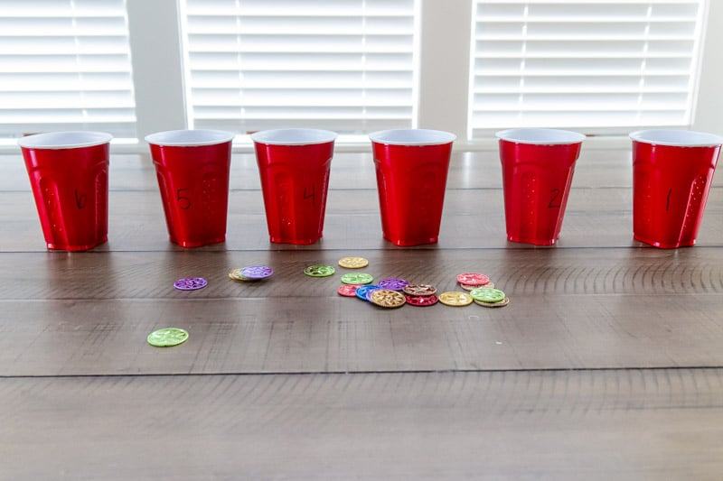Setting up St. Patrick's Day games for adults