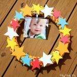 Easy DIY Birthday Wreath