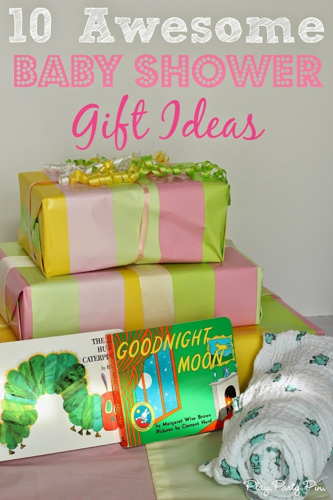 10 awesome and unique baby shower gift ideas