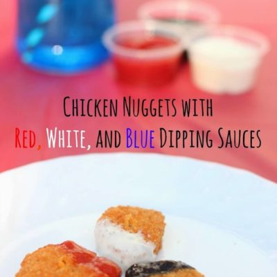 Red, White, and Blue Dips