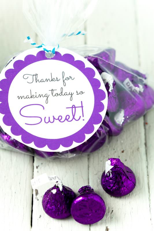 Simple baby shower favors ideas you can make it minutes