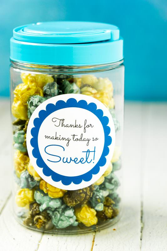 Cute and cheap baby shower favors