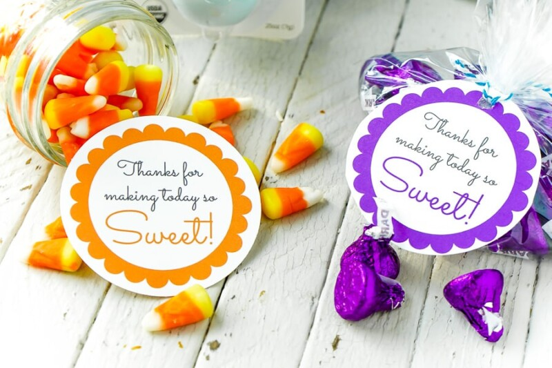 Make these DIY baby shower favors in minutes