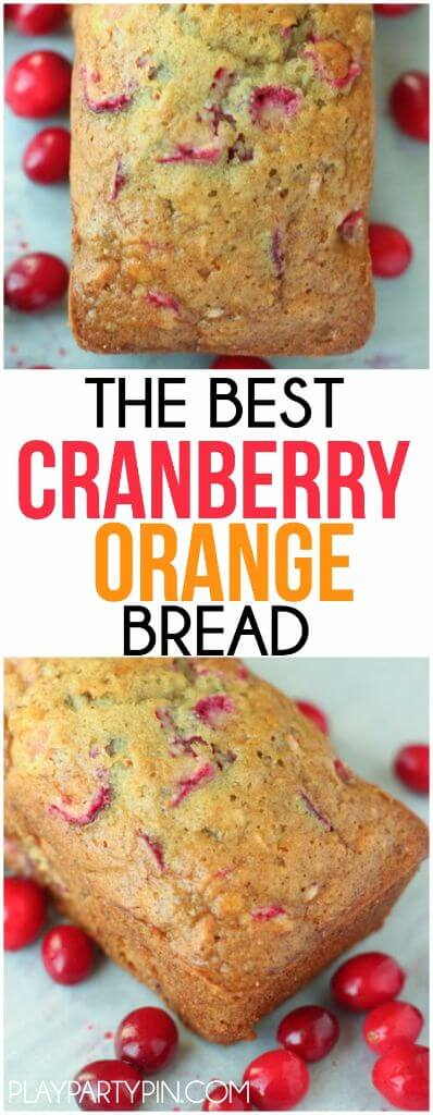 Best Cranberry Orange Cake Recipe