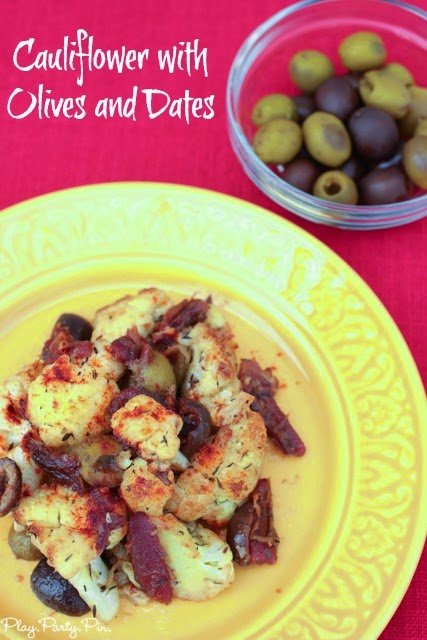 Dates and olives