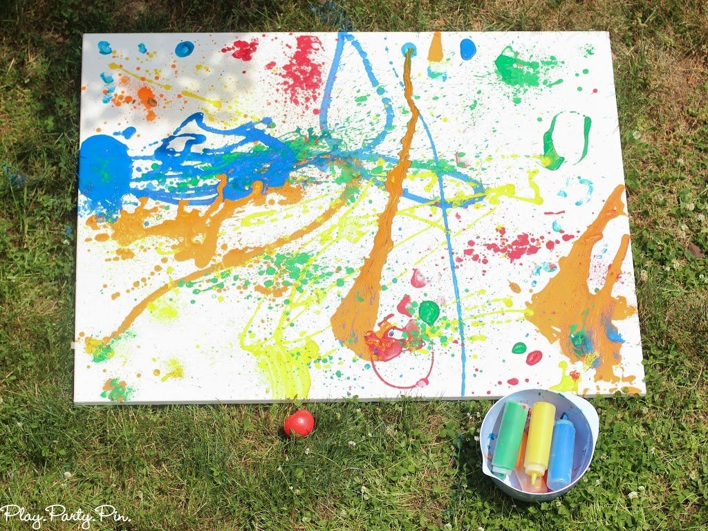 incredible art and paint party ideas kids will go crazy for