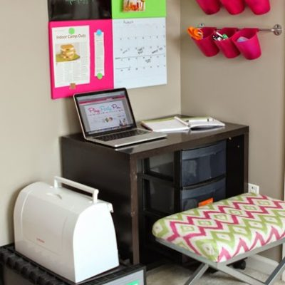 Craft Room Organization Ideas Part 2