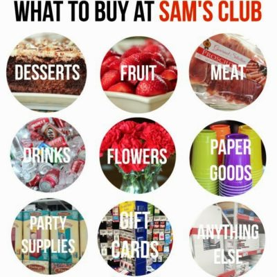 The Best Things to Buy at Sam's Club