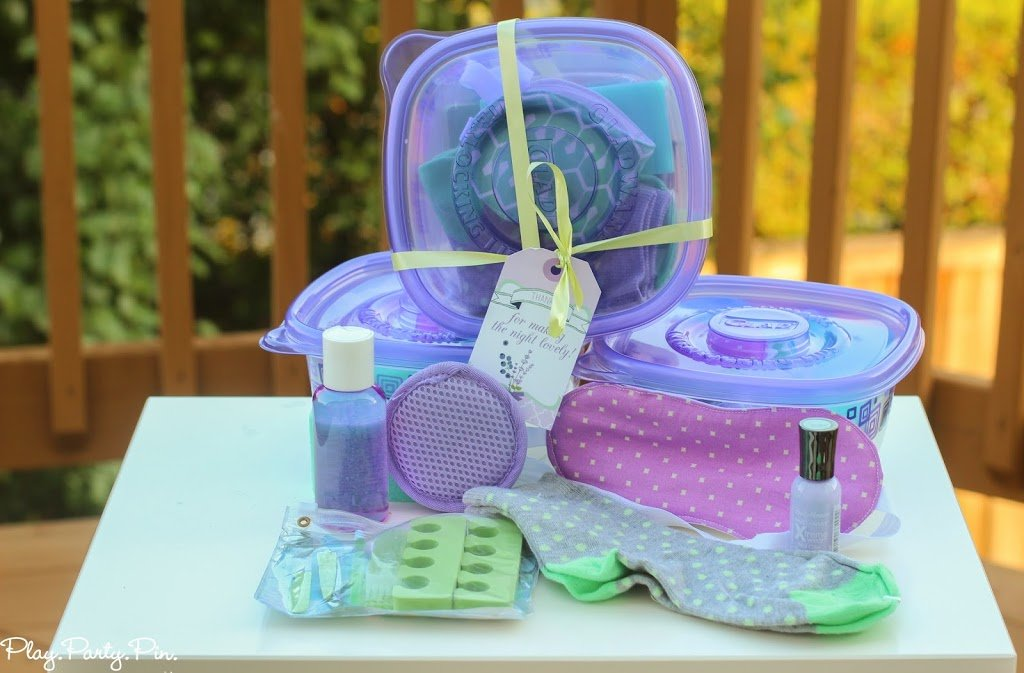 Lovely in Lavender DIY Spa Party - Play Party Plan