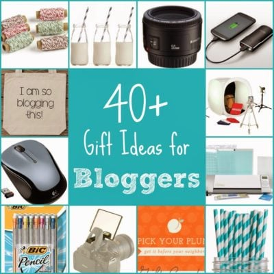 40+ Stocking Stuffers and Gift Ideas for Bloggers