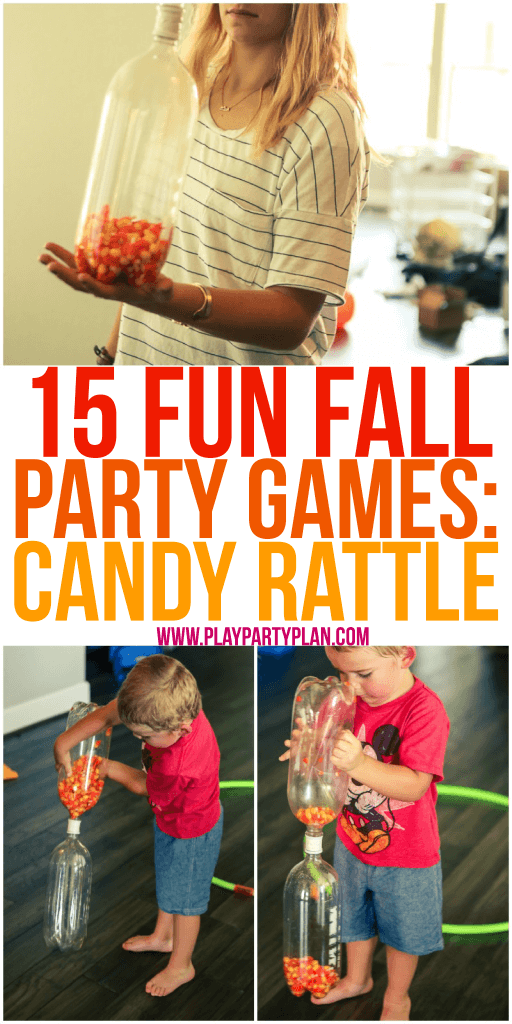 Hilarious fall games that everyone will love