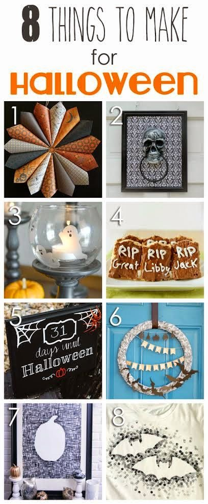 8 Great Halloween Ideas via playpartypin.com