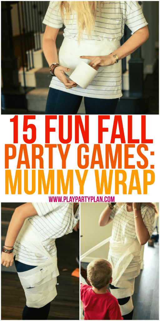 Great fall games for all ages