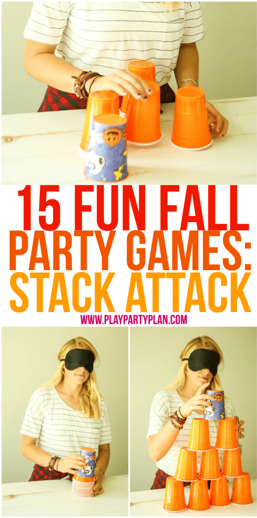 Fall games that are great for kids and adults