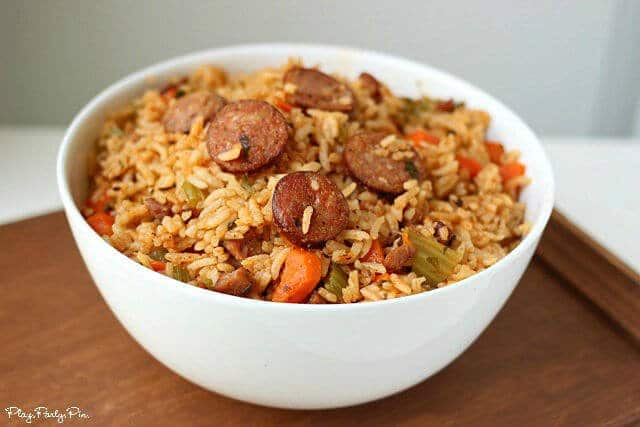 The Best Sausage Jambalaya Recipe You Can Make In Under 30 Minutes