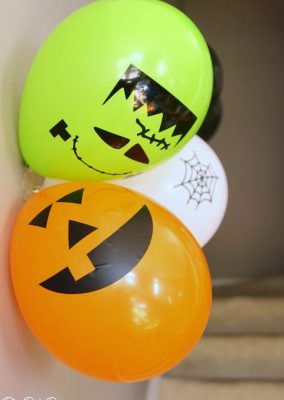 Easy Halloween Party Decoration Ideas