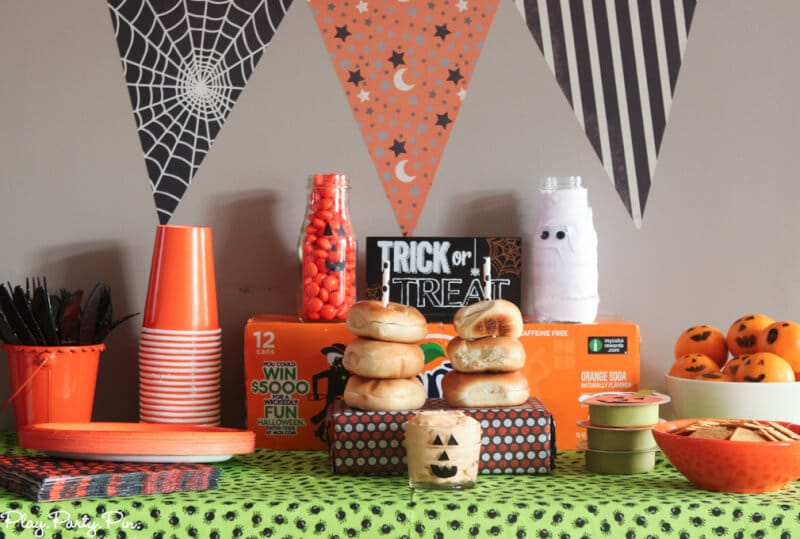 Halloween party ideas from playpartyplan.com