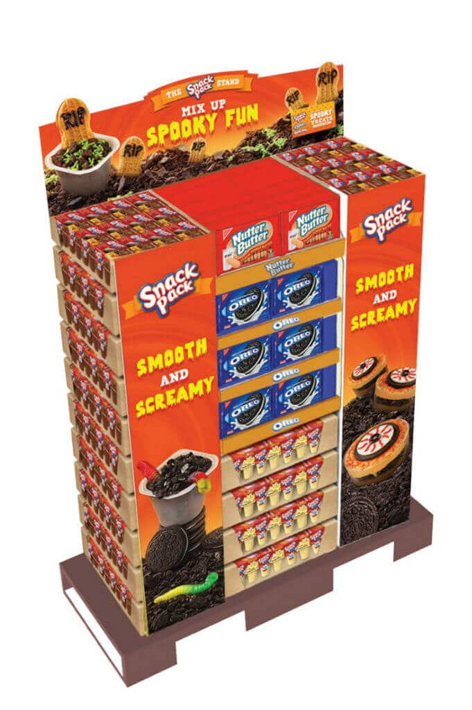 Snack Pack Shipper