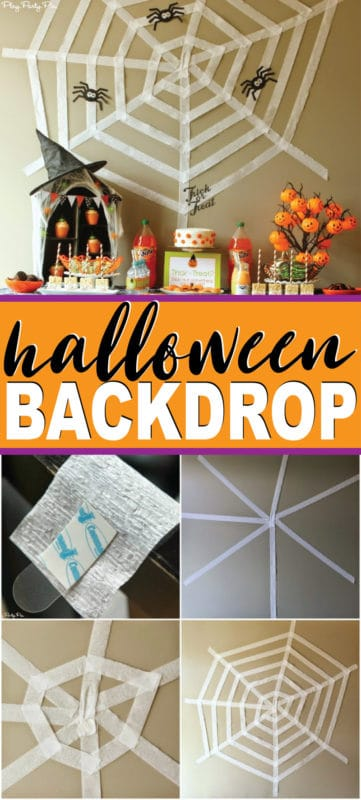 Halloween backdrop ideas and more