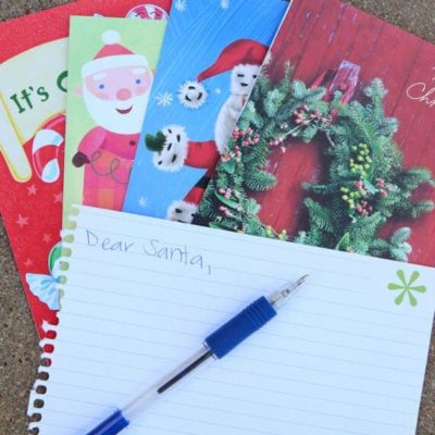 Fun Christmas Party Games using Christmas Cards