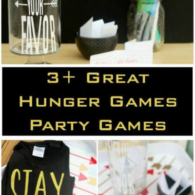 Hunger Games Games and Hunger Games Trivia