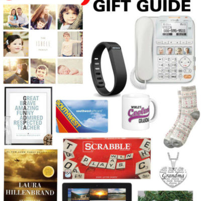 Gifts for Grandparents & Giveaway