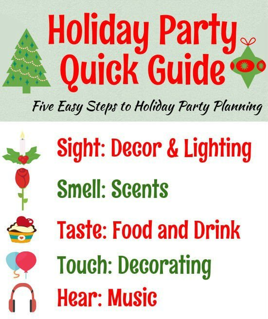 Planning Christmas Party: Party Planning Tips From Evite